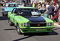 1976-1977 Holden HX Monaro GTS in the SunRice Festival parade in Pine Ave.jpg