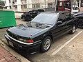 1989 Mitsubishi Galant (E-E33A) AMG Sedan (13-10-2017) 01.jpg