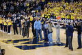 1989 National Champions honored at Crisler Arena 2009.jpg