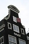 1990 amsterdam, herenstraat 40 gevel