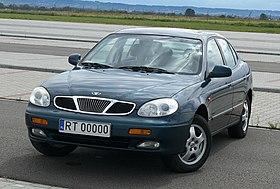 Daewoo Leganza - Wikipedia