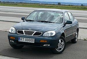 Daewoo Motors - Daewoo Leganza