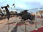 20- Saudi Arabian National Guard AH-6 Little Bird (My Trip To Al-Jenadriyah 32).jpg