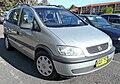 2001-2003 Holden Zafira (TT) van (2009-11-11).jpg