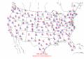 2002-09-04 Max-min Temperature Map NOAA.png
