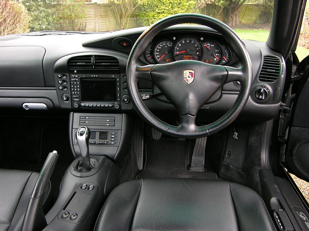 All Types 2003 911 : File:2003 Porsche 911 Carrera 4S - Flickr - The Car Spy (17).jpg ...