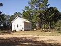 20051024 - Spring Ridge Baptist Church - Cemetery, Catahoula Parish 02.jpg