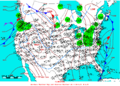 2006-01-06 Surface Weather Map NOAA.png