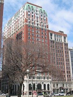 The Blackstone Hotel United States historic place