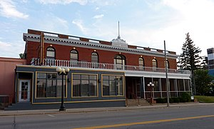 New Prague, Minnesota - The Hotel Broz is listed on the NRHP.
