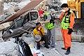 2010년 중앙119구조단 아이티 지진 국제출동100118 중앙은행 수색재개 및 기숙사 수색활동 (44).jpg