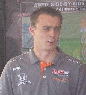 Bertrand Baguette - Baguette in May 2010.