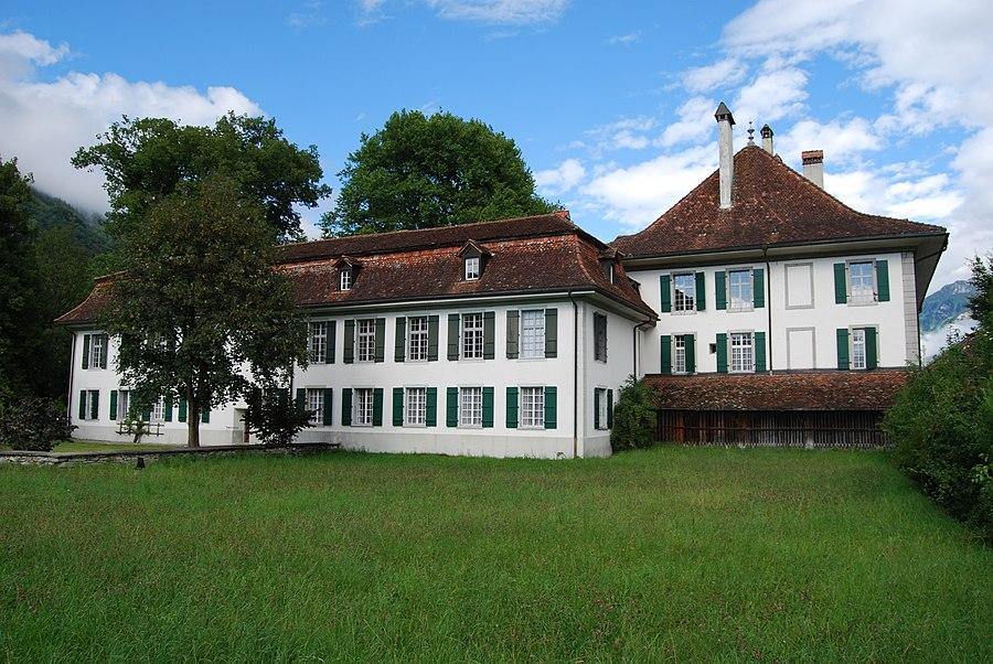 Interlaken Monastery