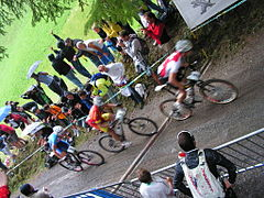 Men's elite cross country at the 2011 UCI Mountain Bike & Trials World Championships