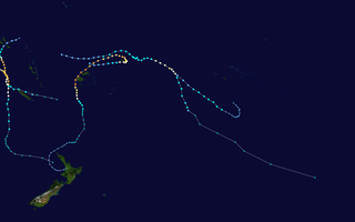 2012–13 South Pacific cyclone season cyclone season in the South Pacific ocean