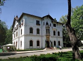 Buftea - Știrbei Palace