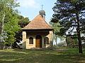 2013 Pfälzerwald 094 Wetterkreuzberg Kapelle.JPG