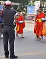 201401010908b (Hartmann Linge) Sukhothai Ratchathanee Monks.jpg