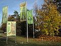 20141102 xl Wohnungsbaugenossenschaft WBG Aufbau Einfahrt zum Gustav-Kurtze-Wohnpark-1268.JPG