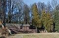 2014 Bożków, park przy pałacu 04.JPG