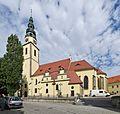 2014 Kościół św. Michała Archanioła w Bystrzycy Kłodzkiej.JPG