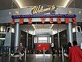"2015-11-03 11 37 17 ""Welcome to * Clark County * McCarran International Airport * Las Vegas"" sign at McCarran International Airport, Nevada.jpg"