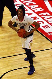 Deyonta Davis American basketball player