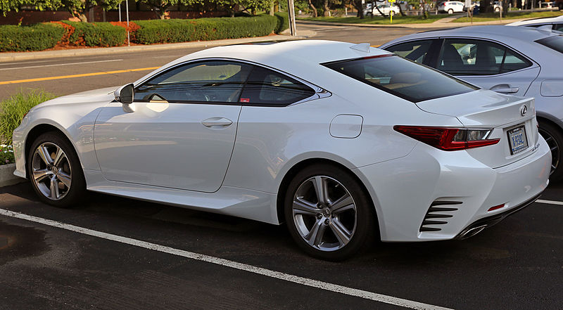 file 2015 lexus rc350 awd rear wikipedia. Black Bedroom Furniture Sets. Home Design Ideas