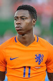 Quincy Promes Dutch footballer