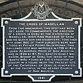20170812160609!Magellan's Cross historical marker.jpg