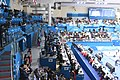 2018 Olympics Gangneung Curling Centre Press seat.jpg
