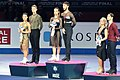 2019–2020 Grand Prix of Figure Skating Final Ice dancing medal ceremonies 2019 12 08 2675.jpg