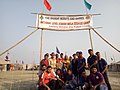 2019 Jan 19 - Kumbh Mela - Bharat Scouts and Boy Scouts of America Together 1.jpg
