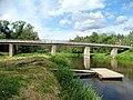 2020. Andrioniškio tiltas, nuo žemupio.JPG