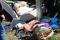 2020 Aegean Sea earthquake items dug out of debris.jpg