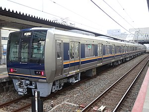 207 series - The first refurbished set, Z22, October 2014