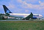 225ah - Air Transat Airbus A330-243, C-GGTS@SXM,19.04.2003 - Flickr - Aero Icarus.jpg