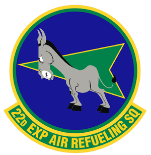 22d Expeditionary Air Refueling Squadron - Image: 22d Air Refueling Squadron