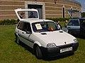 235 - February 1992 white Rover Metro 1.1.jpg