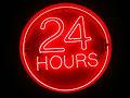 24 hours neon Sign (7436556656).jpg