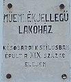 26 Kossuth Road, monument sign, 2020 Sárospatak.jpg