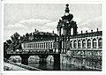 29523-Dresden-1957-Zwinger - Kronentor-Brück & Sohn Kunstverlag.jpg
