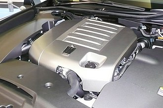 Toyota GR engine - 2GR-FSE engine in the 2008 Crown