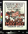 30 hours work for 40 hours pay! Smash racist unemployment! Bust the wage freeze! U.S. out of S.E. Asia now! - May Day LCCN2017646501.jpg