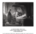 33 Mark's Gospel J. Jairus' daughter image 2 of 2. Christ raises Jairus' daughter. after Rembrandt.png