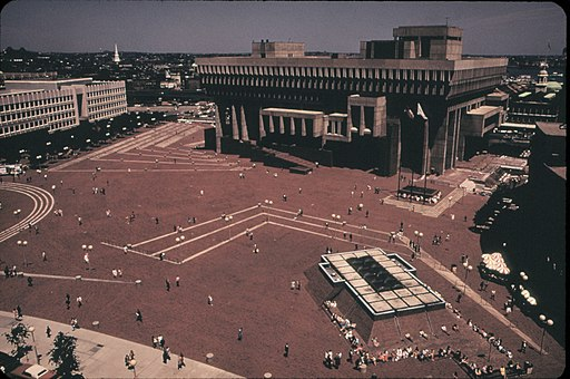 3952794823 CityHallPlaza Boston 1973
