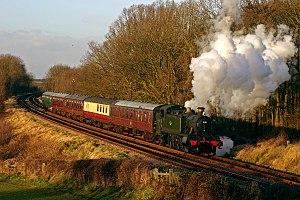 Железнодорожный транспорт Википедия Железнодорожный транспорт