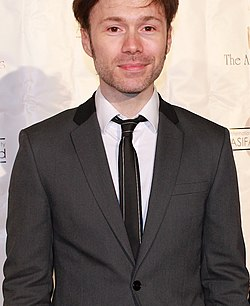 41st Annie Awards, Michael Sinterniklaas.jpg