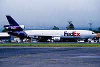 N597FE - MD11 - FedEx