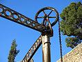 473 Restes del dipòsit de la Fàbrica de Gas, sota la Suda (Tortosa).JPG